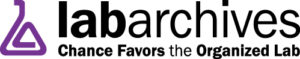 labarchives: Chance Favors the Organized Lab logo