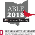 ABLE 2018, The Ohio State University logo
